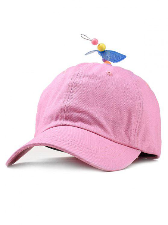 8beb1e97bcafd 20% OFF  2019 Propeller Dragonfly Novelty Baseball Hat In PINK