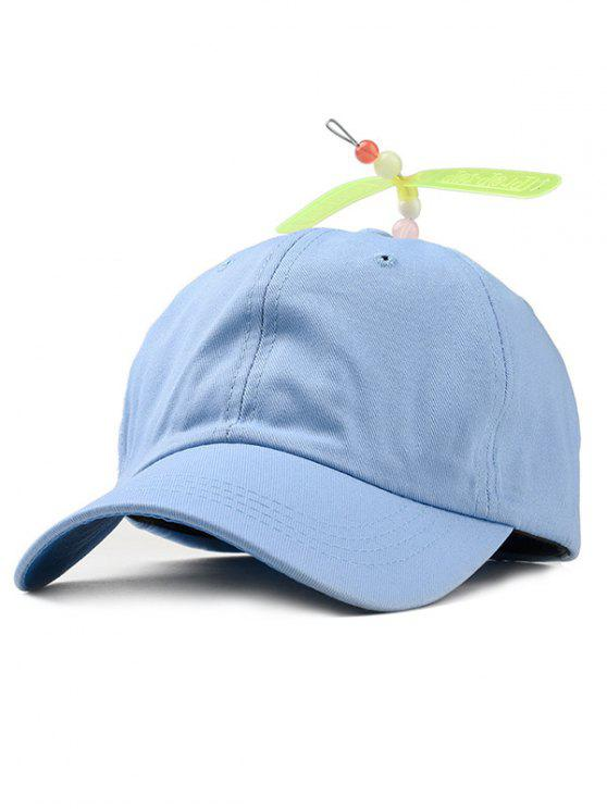 women Propeller Dragonfly Novelty Baseball Hat - ICEBERG