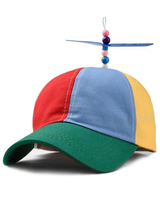 83a0d96d3756b 20% OFF  2019 Propeller Dragonfly Novelty Baseball Hat In MULTI-A ...