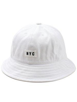 Leichter NYC Label Bucket Hat