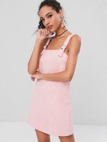 Mini Chicle Imitaci Cuadrado Rosa De Ante 243;n L Vestido 4wHrqxBp4