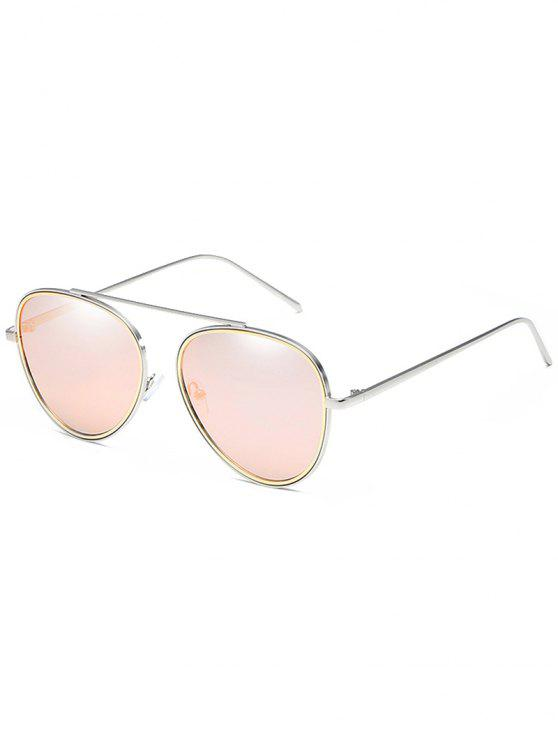 Gafas de sol piloto Anti Fatigue Top Bar - Rosado