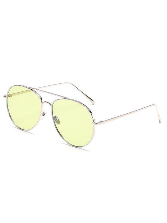نظارات شمسية من اخرى باطار اسود - Cornsilk