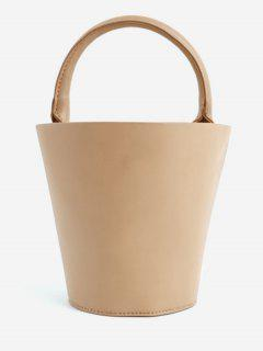 Minimalist Leisure Vacation Tote Bag - Brown