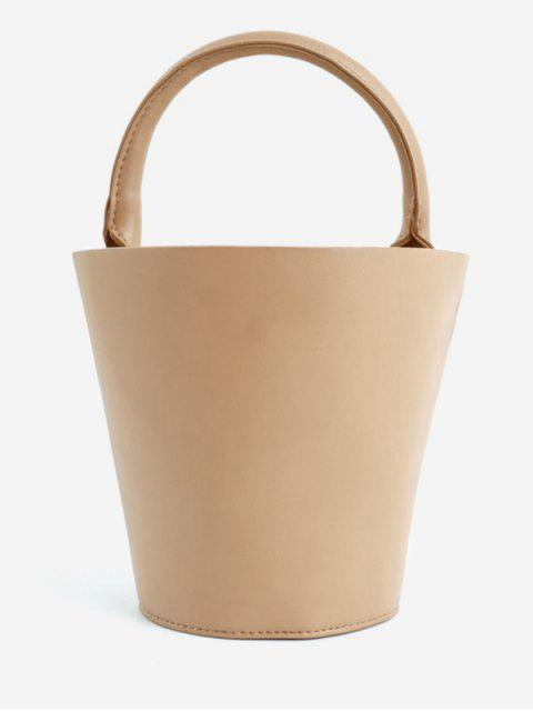 hot Minimalist Leisure Vacation Tote Bag - BROWN  Mobile