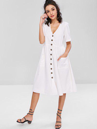 e870335febaa Casual Midi Dress - Dress Foto and Picture