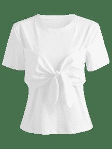 Tie Blanco Tirantes Camiseta Con M Bunny pWqcSc6B