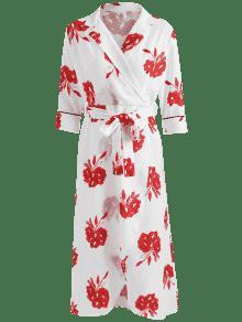 Superposici Sobrepelliz La Floral S Blanco De 243;n Vestido gwRpxqOg