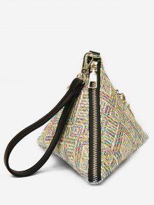 رباط المعصم مثلث حقيبة يد - متعددة-a