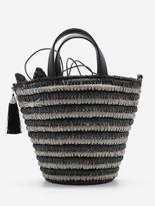 حقيبة توتس للنساء من كات شيل - أسود