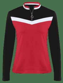De Cami De Medio De Camiseta Con Tres Rojo L Bomberos Tono 243;n Tonos av8wq8Og