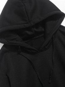 Fake Piece Cami Contraste Hoodie Bomberos Fleece 243;n Rojo Two De De Xs EdwwSOq