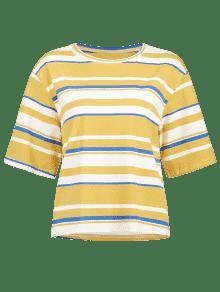 Rayas Camiseta Rayas Camiseta A Camiseta Camiseta A Multi A Rayas Multi A Multi IwPftfq