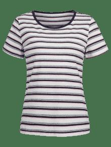 Camiseta Multi S Rayas Camiseta De De Rayas S De Multi Multi Camiseta Rayas Camiseta De S ZZXAqP