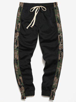 Side Camo Patch Jogginghose