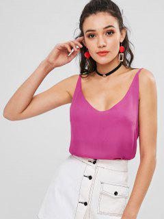 Swing Cami Top - Dimorphotheca Magenta M