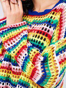 A Cielo Su Abierto Multicolor Vestido Colorido 233;ter qwSZBUBF4
