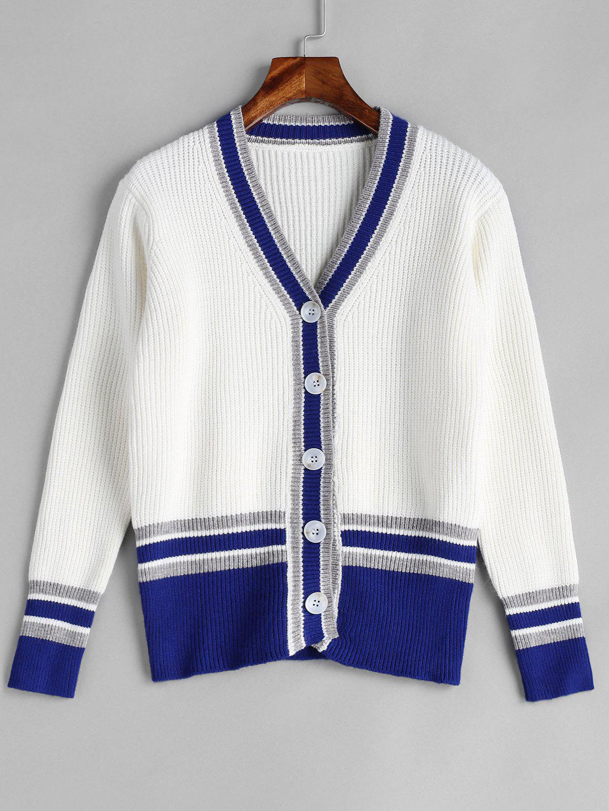 Button Up Cricket Cardigan