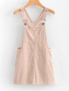 فستان صغير - وردي فاتح L