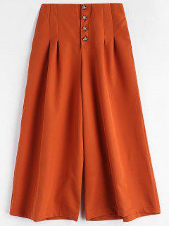 Pantalon à Culotte - Orange Papaye M