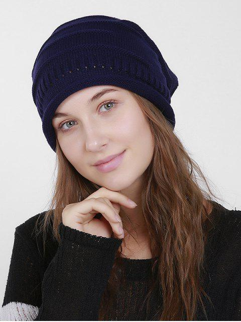 Beanie Couleur Unie - Cadetblue  Mobile