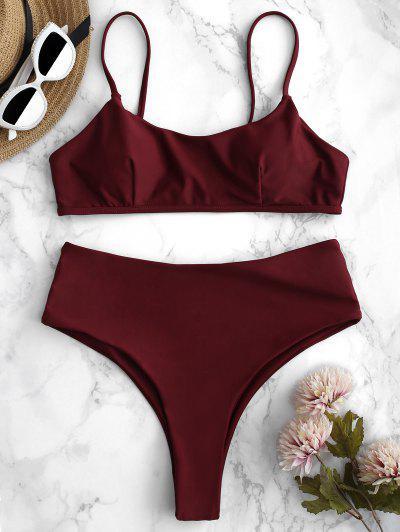 daba2c10f5d5e High Leg Bikini Set | High Leg Bikini Bottoms And Swimsuit | ZAFUL