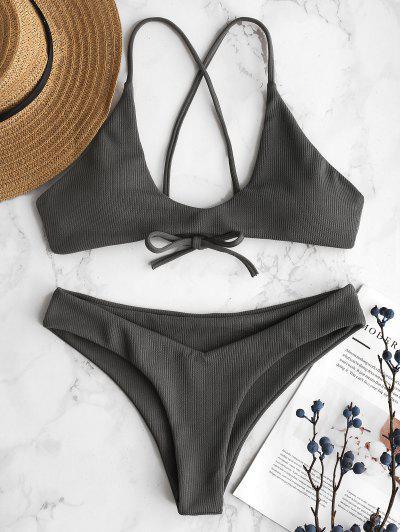 a3dd817b1e Criss Cross Bikini | Criss Cross Bikini Top Online | ZAFUL