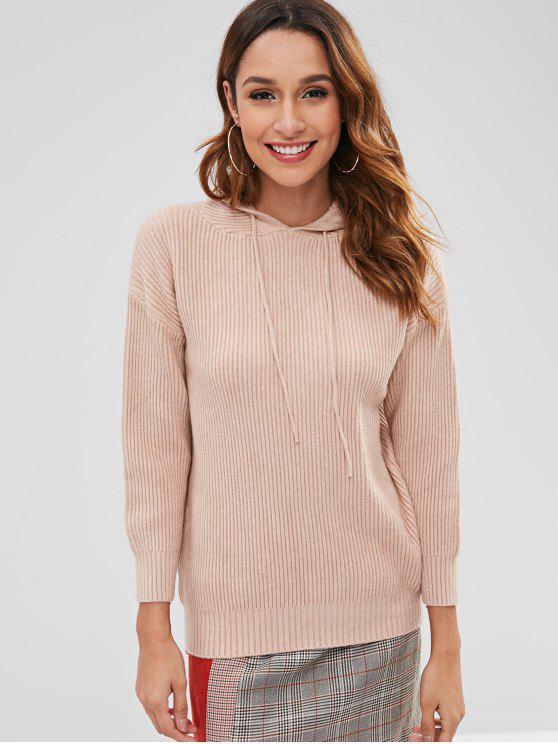 Толстовка свитера свитера - Верблюд-коричневый Один размер