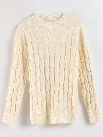 62e60a4f9c940 2019 Cable Knit Sweater Online | Up To 65% Off | ZAFUL .