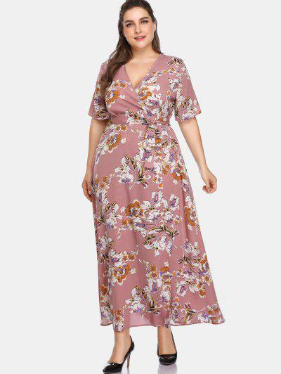 f6393867bded 2019 Plus Size Maxi Dress Online | Up To 65% Off | ZAFUL Europe.