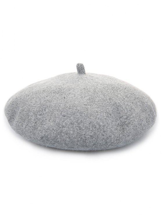 أنيقة بلون الشتاء القبعات - سحابة رمادية