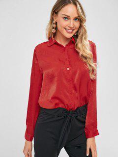Schimmer Shirt - Rot S