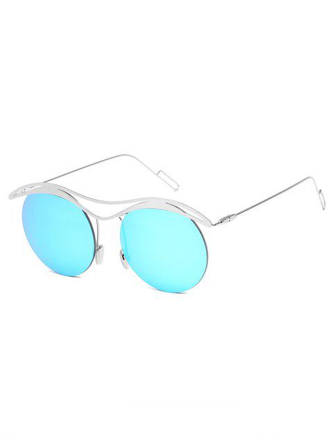 Gafas de sol sin montura anti fatiga - Azul Tron  Mobile