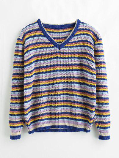 f40fe19b4dddd Striped Sweater Fashion Shop Trendy Style Online
