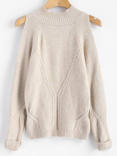 8ea10cf55513be 2019 Cold Shoulder Sweater Online | Up To 55% Off | ZAFUL .