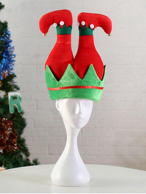 chic Christmas Theme Trousers Novelty Party Hat - MULTI-B  Mobile