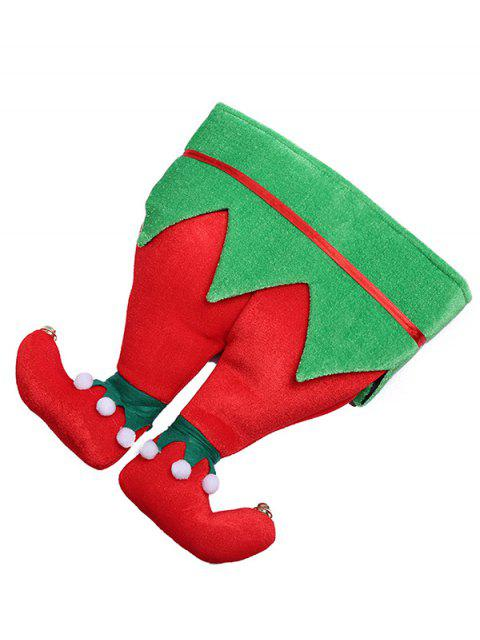 Christmas Theme Trousers Novedad Party Hat - Multicolor-B  Mobile