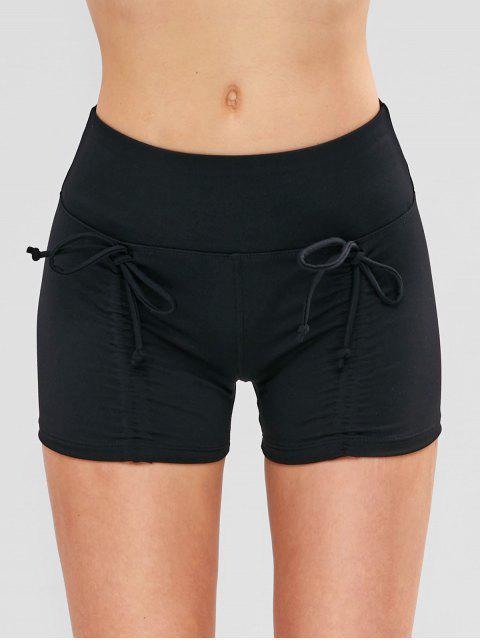 ZAFUL Shorts de Deportes de Bicicleta - Negro S Mobile