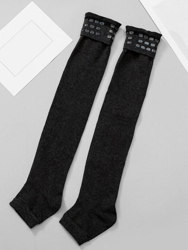 Solid Color Winter Leg Warmers