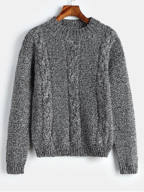 Pullover Pullover Zopfmuster - Multi Eine Größe
