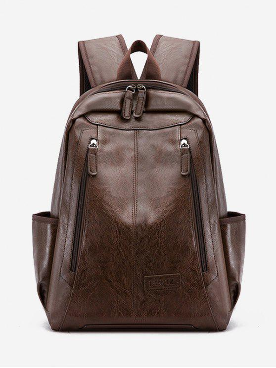 buy All Purpose School Backpack - BROWN