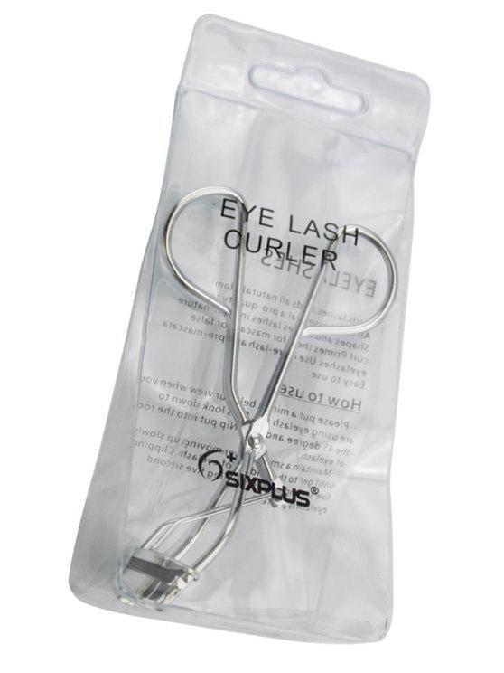 Maquillage Professionnel En De InoxydableArgent Recourbe cils Acier A5jLq43R