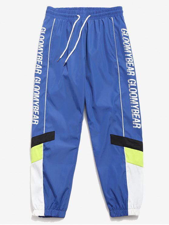 Calças Carta Quick Dry Sports Jogger - Azul L