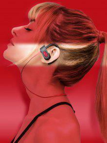 سماعات Mpow Flame اللاسلكية بتقنية البلوتوث - أحمر