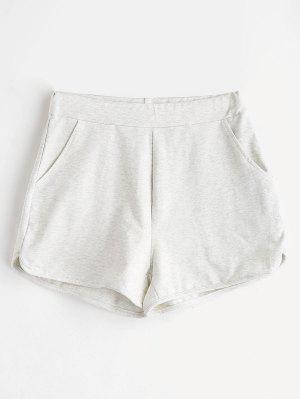 ZAFUL Pockets Sweat Shorts