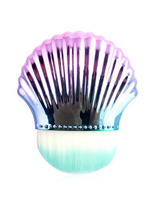 new Multifunctional Shell Shape Powder Blush Brush - FANTASTIC