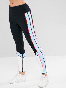 ZAFUL اللون كتلة الداخلية جيب الرياضة الداخلي - أسود S