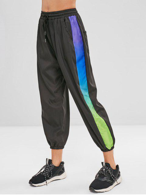 Pantalon de jogging léger - Noir Taille Unique Mobile