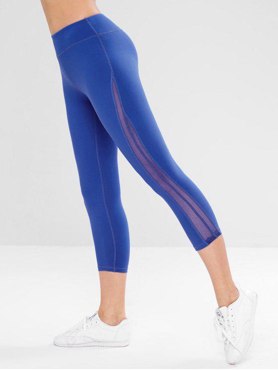 Leggings Sportivi - Blu S