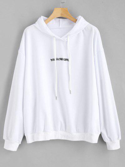4959989b24c1 Felpe e Hoodies di Taglia Forte da Donna Hoodies   Sweatshirts
